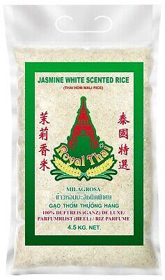 4,5kg Bogpack royal thai Langkorn Jazmín Arroz de Tailandia
