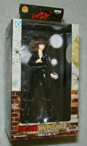 NEW LUPIN The 3RD FUJIKO Figure BANPRESTO JAPAN 2003    USA SELLER FREE S/H