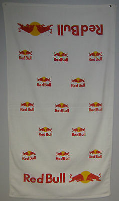 "Red Bull Towels - 24""x42"" Velour Towel"