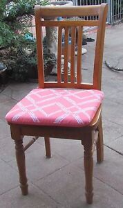 6x Solid Wooden Chairs Bald Hills Brisbane North East Preview