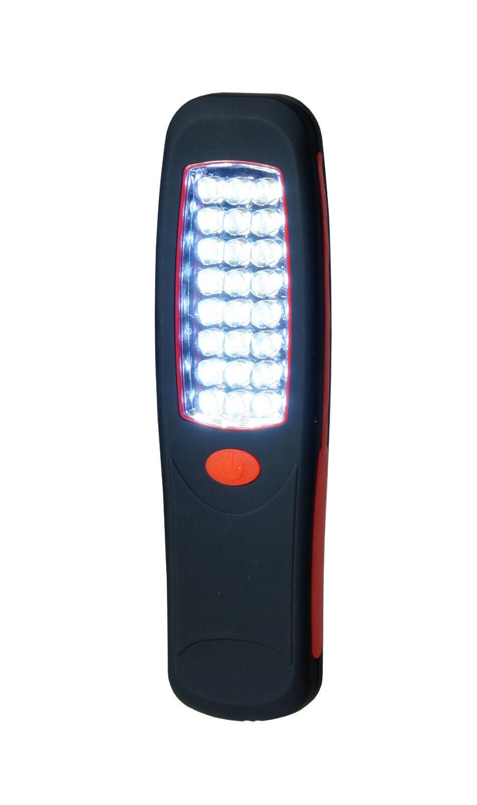 Warndreieck LED Handlampe EURO PANNENWARNDREIECK aufklappbar ECE R27 Auto