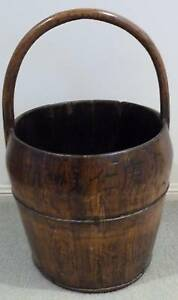 Wooden Bucket Rowville Knox Area Preview