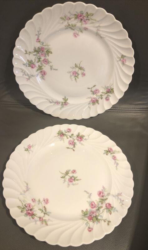 2 Haviland Limoges France Julia Dinner Plates