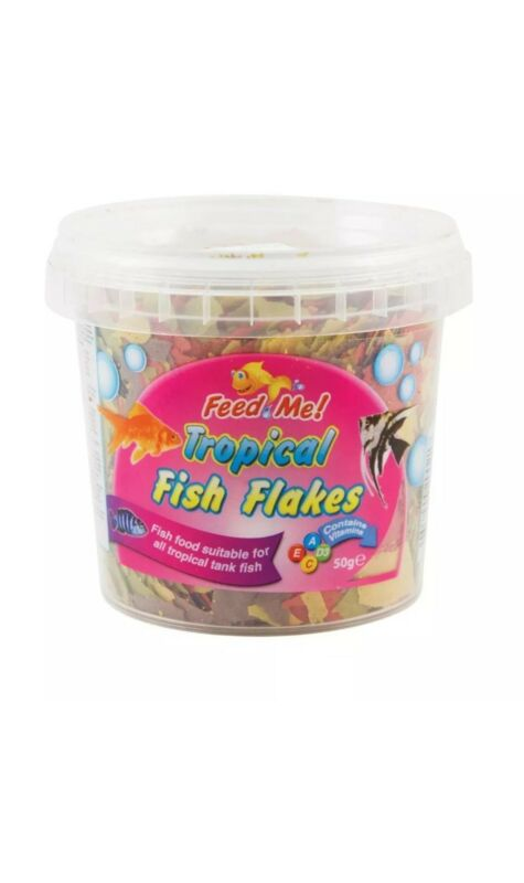 Feed+Me+Tropical+Fish+Flakes+12x30g