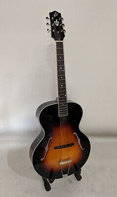 The Loar LH-600-VS All Solid Archtop Guitar
