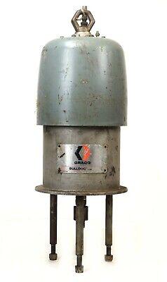 Air-powered Pump (Graco Bulldog Air Powered Paint Pump 208-356 Motor 207-443 Pump 20:1 Ratio)