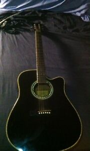 esteban acoustic guitar ebay. Black Bedroom Furniture Sets. Home Design Ideas