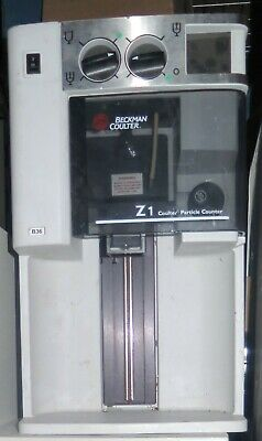 Beckman Coulter Z1 S Particle Counter