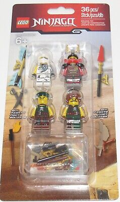 LEGO Ninjago Minifigures Skybound Battle Pack 853544 Retired Accessory Set NEW