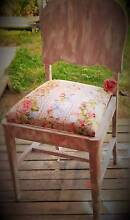 PINK OCCASIONAL / OFFICE / BEDROOM CHAIR - FRENCH SHABBY CHIC Upper Coomera Gold Coast North Preview