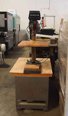 Delta 11-990 Table Top Drill Press Woodworking Machinery