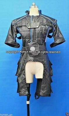 Mass Effect 3 Uniform Cosplay Pleather Armor Size - Mass Effect Cosplay Kostüm