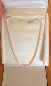 Real beautiful pink pearls worn once.
