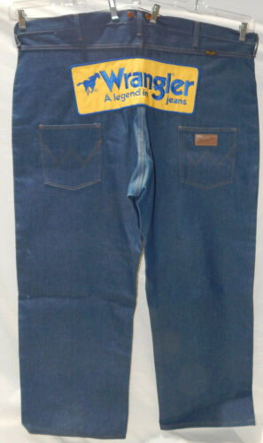 Wrangler Jeans Oversized Advertising / Rodeo Clown (?) Pants