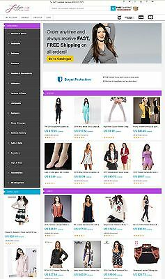 Aliexpress Affiliate Website   Womens Clothing Store