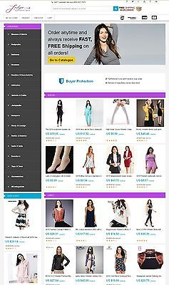 Aliexpress Affiliate Website - Womens Clothing Store