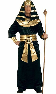 Royal Pharaoh Halloween Costume for Men, Standard, with Included Accessories