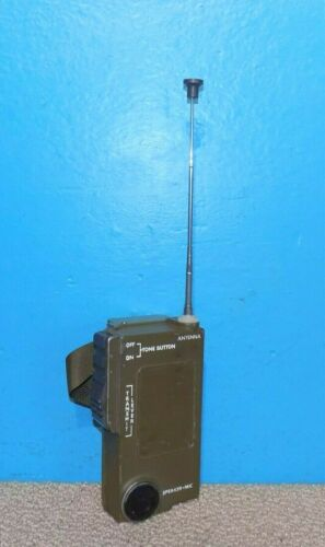 ACR Electronic US Air Force RT-10 Survival Radio Receiver Transmitter Free Ship
