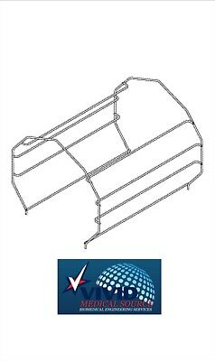 Midmark Ritter M11 Autoclave Tray Rack Mir213 030-0887-00 050-3920-00 New