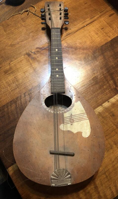 Harmony Supertone Mandolin