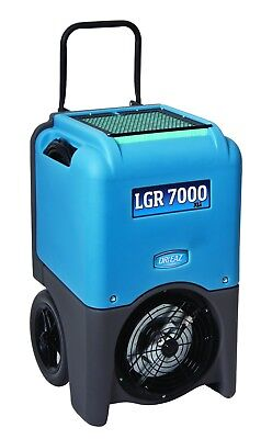 4 Dri-eaz 7000xli Lgr Dehumidifiers