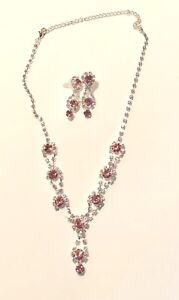 Necklace & Earring Set - New