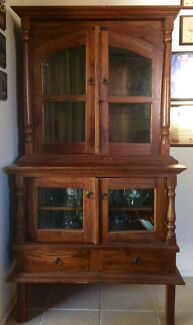 Handmade Solid Timber Buffet Hutch Albany Creek Brisbane North East Preview