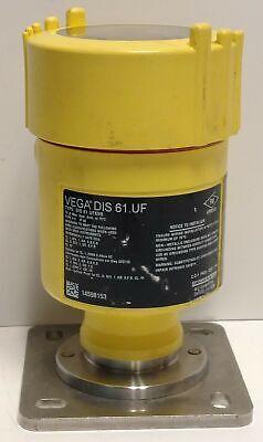 Vega DIS-1-UFKNB Vibrating Liquid Level Detector without Digital Readout