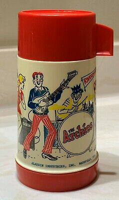 Vintage 1969 The Archies Thermos Aladdin Industries Inc. Good Condition
