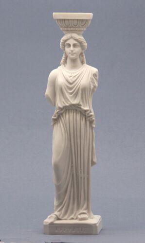Caryatid Erechtheion Acropolis Athens female figure Greek Statue Sculpture