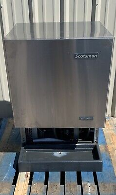 Scotsman Touchfree Plus Mdt5n25a-1j Ice Maker Machine