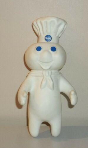 "Vintage 1995 Pillsbury Doughboy Vinyl Promotional 7"" Figure"