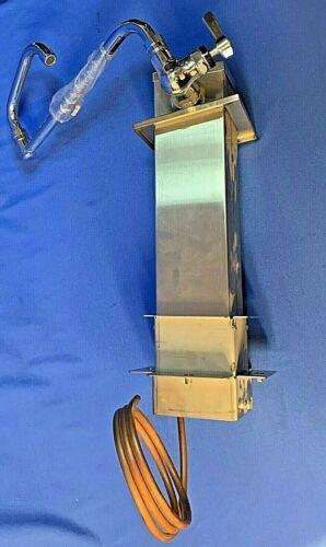 Saniguard Commercial Restaurant Pot Filler Faucet - Single Hole (2.2 GPM)