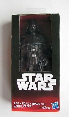 Hasbro Star Wars Darth Vader w/Lightsaber 6-Inch Action Figure Ships Free