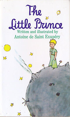 The Little Prince by Antoine de Saint Exupery (Paperback) J325