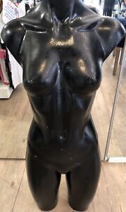 Hanging Male & Female Torso Mannequins