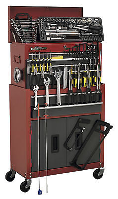 Sealey AP2200BBCOMBO Tool Chest Combination 6 Drawer with Ball Bearing Runners -