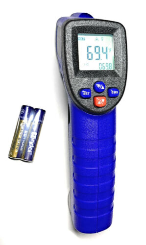 Temperature Gun Non-contact Digital Laser Infrared Ir Thermometer -58~+788°f