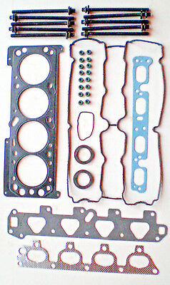 FOR VAUXHALL ASTRA MERIVA VECTRA C ZAFIRA 1.6 Z16YNG HEAD GASKET SET & BOLTS for sale  Shipping to Ireland