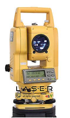 Topcon Gts-226 Surveying Total Station Leica Trimble Nikon Sokkia Surveyors