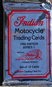 Motorcycle Collector Cards