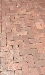 RED CLAY BRICK PAVERS Adelaide CBD Adelaide City Preview