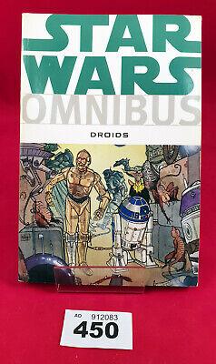B450 Star Wars Omnibus Droids