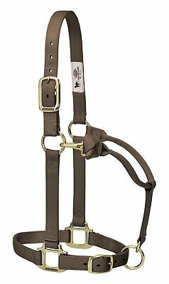 Weaver Brown Nylon Horse Training Fork Girth Attachment Western Tack U-4601