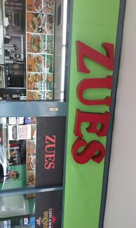 Coffee and Sandwich business for sale (Zeus Cafe) Wentworthville Parramatta Area Preview