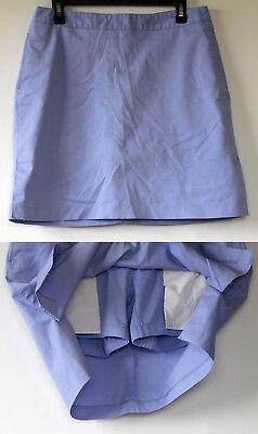 Twill-skort (ADIDAS Lavender Purple Stretch Twill Skort Skirt 8)