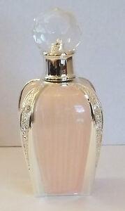Stunning Brand New in Box - Art Deco Perfume/Scent Bottle. Peach/Silver. BNIB