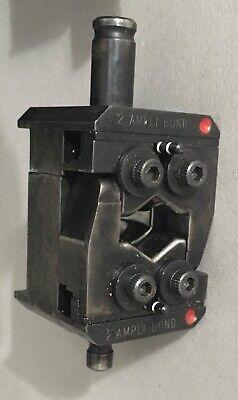 Amp Amplibond Hydraulic Crimper Die 48755-1