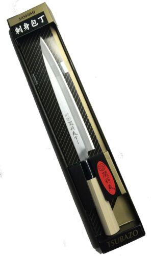 JapanBargain S1550, Japanese Kitchen Sushi Yanagiba Sashimi Knife, 210mm
