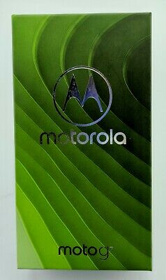 Motorola Moto G7 XT1962-1 64GB Unlocked Black In Box Excellent Shape